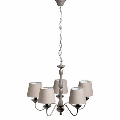 suspension lustre 5 branches haru la redoute pickture. Black Bedroom Furniture Sets. Home Design Ideas