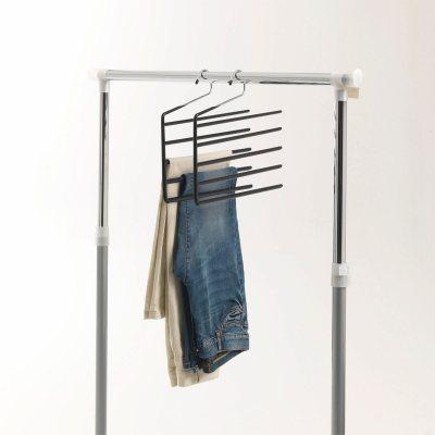 cintre pour pantalon en m tal lot de 2 la redoute pickture. Black Bedroom Furniture Sets. Home Design Ideas