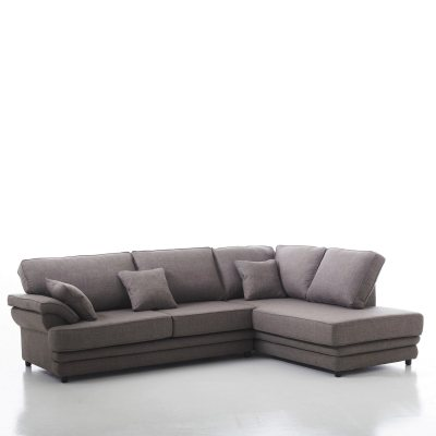 canap d 39 angle fixe ou convertible chin la redoute. Black Bedroom Furniture Sets. Home Design Ideas