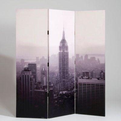 paravent new york la redoute pickture. Black Bedroom Furniture Sets. Home Design Ideas