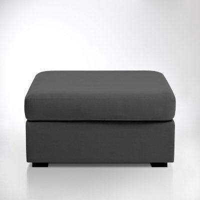 pouf sup ou excellence bachette ou tiss coton la. Black Bedroom Furniture Sets. Home Design Ideas