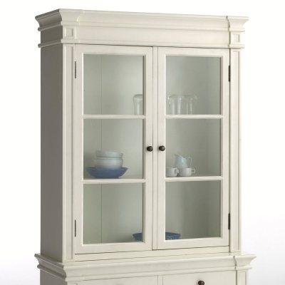 vaisselier 2 portes nottingham la redoute pickture. Black Bedroom Furniture Sets. Home Design Ideas