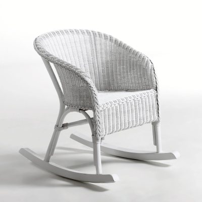 Fauteuil bascule en rotin inqaluit la redoute pickture - La redoute fauteuil rotin ...