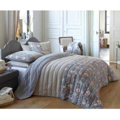 couvre lit fleuri romantique la redoute pickture. Black Bedroom Furniture Sets. Home Design Ideas