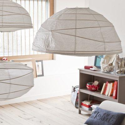 suspension papier de riz hosana la redoute pickture. Black Bedroom Furniture Sets. Home Design Ideas