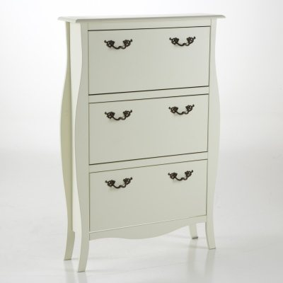 meuble chaussures pin massif nottingham la redoute. Black Bedroom Furniture Sets. Home Design Ideas