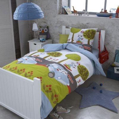 parure housse de couette taie pour enfant pur la redoute pickture. Black Bedroom Furniture Sets. Home Design Ideas