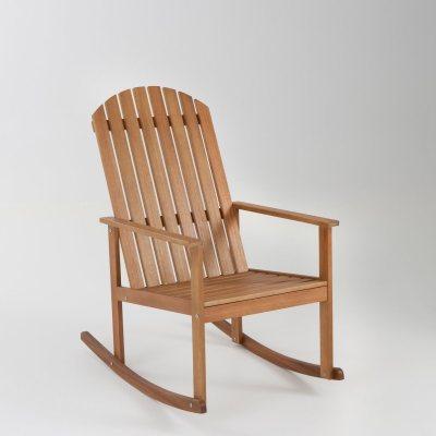 Rocking chair eucalyptus fsc la redoute pickture - Acheter rocking chair ...
