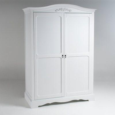 Armoire penderie 2 portes h204 cm lison la redoute - Armoire metallique la redoute ...