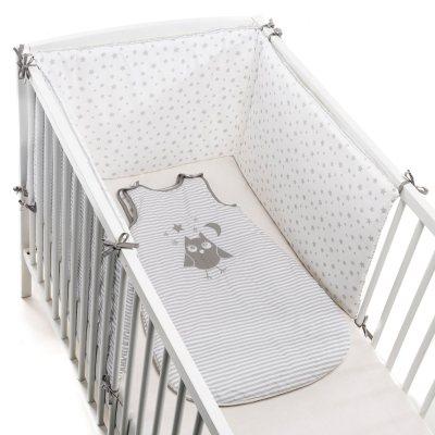 Tour de lit motif hibou amika la redoute pickture - Tour de lit hibou ...