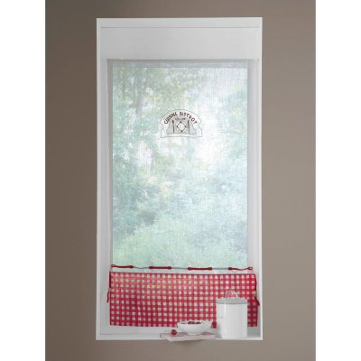vitrage fa on store la redoute pickture. Black Bedroom Furniture Sets. Home Design Ideas