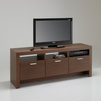 grand banc tv pour cran jusqu 39 64 pouces 162 la redoute pickture. Black Bedroom Furniture Sets. Home Design Ideas