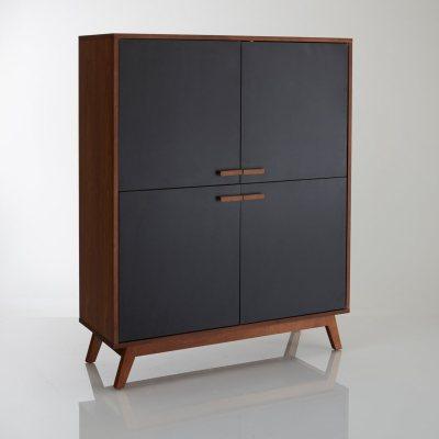 bahut vintage en noyer watford la redoute pickture. Black Bedroom Furniture Sets. Home Design Ideas