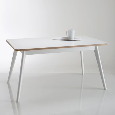 Table de repas 6 couverts jimi la redoute pickture for Table haute la redoute