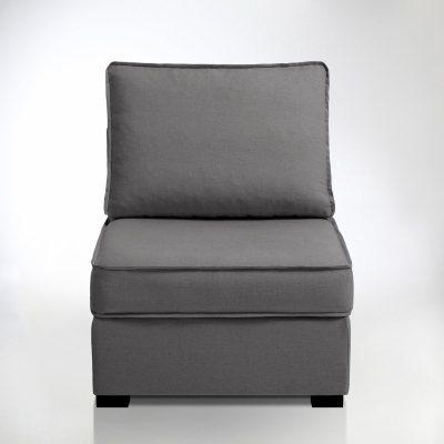chauffeuse d houssable tekamo coton lin la redoute pickture. Black Bedroom Furniture Sets. Home Design Ideas