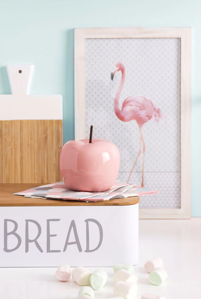 Maisons du monde tableau en bois flamand rose - Tableau memo maison du monde ...