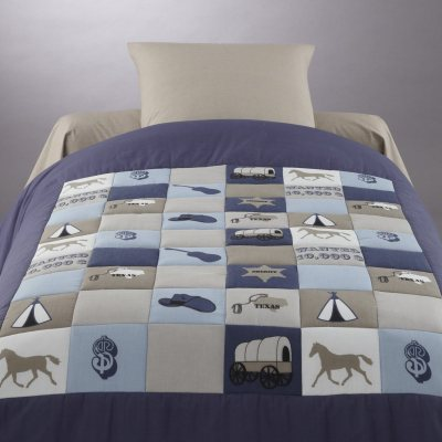 couvre lit patchwork la redoute pickture. Black Bedroom Furniture Sets. Home Design Ideas