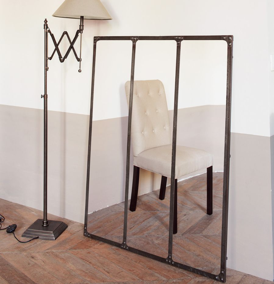 miroir cargo maisons du monde pickture. Black Bedroom Furniture Sets. Home Design Ideas