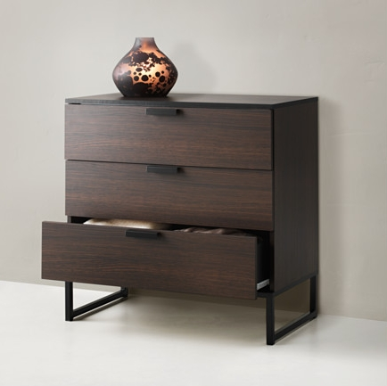 trysil commode 3 tiroirs clair ikea pickture. Black Bedroom Furniture Sets. Home Design Ideas