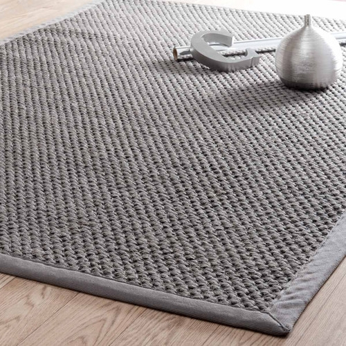 tapis bastide gris 140x200 du monde maisons du monde pickture. Black Bedroom Furniture Sets. Home Design Ideas