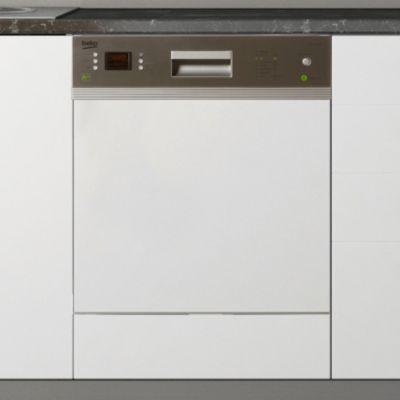 lave vaisselle encastrable 60 cm beko dsn6840fx beko. Black Bedroom Furniture Sets. Home Design Ideas