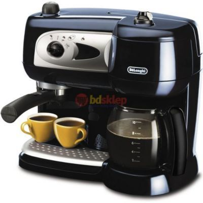 expresso combin cafeti re delonghi bco 260cd 1 delonghi pickture. Black Bedroom Furniture Sets. Home Design Ideas