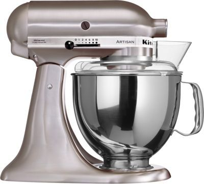 robot p tissier kitchenaid 5ksm150ps enk nickel kitchenaid pickture. Black Bedroom Furniture Sets. Home Design Ideas