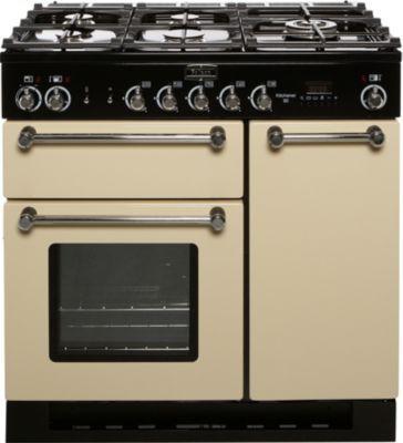 Piano de cuisson falcon kitchener 90 mixte creme falcon pickture - Piano de cuisson marque italienne ...